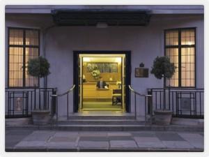 Entrance to King Edward VII's hospital